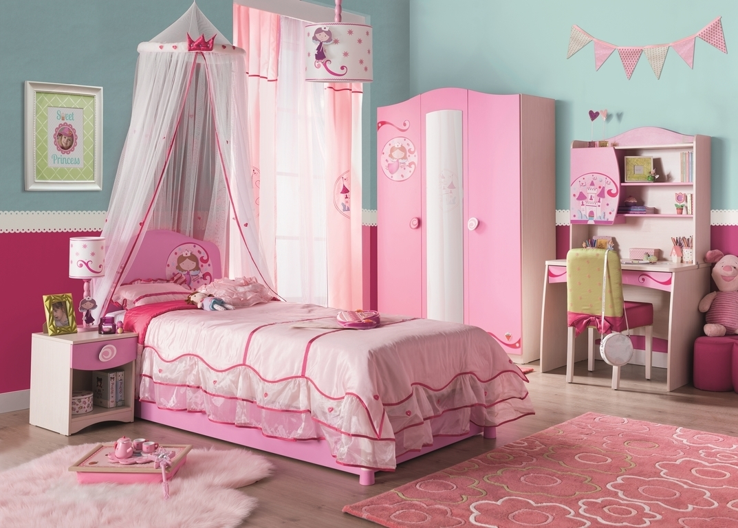 princess m dchenzimmer prinzessin by mm 3 teilig precogs. Black Bedroom Furniture Sets. Home Design Ideas