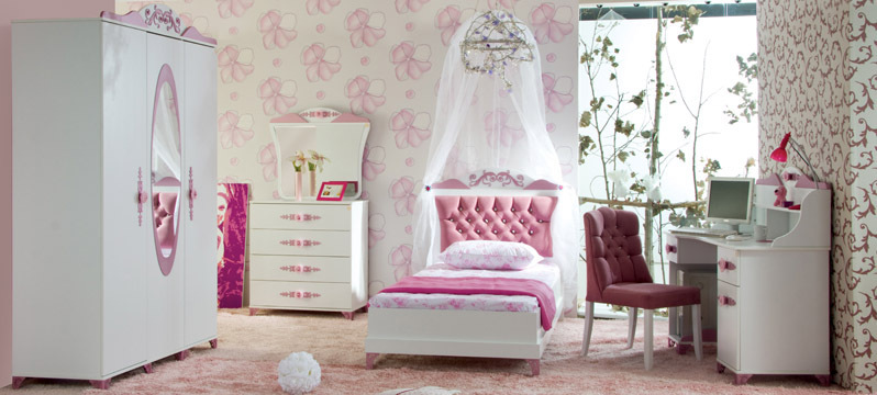 kinderzimmer m dchenzimmer pretty by mm haribo stauraumbett precogs. Black Bedroom Furniture Sets. Home Design Ideas