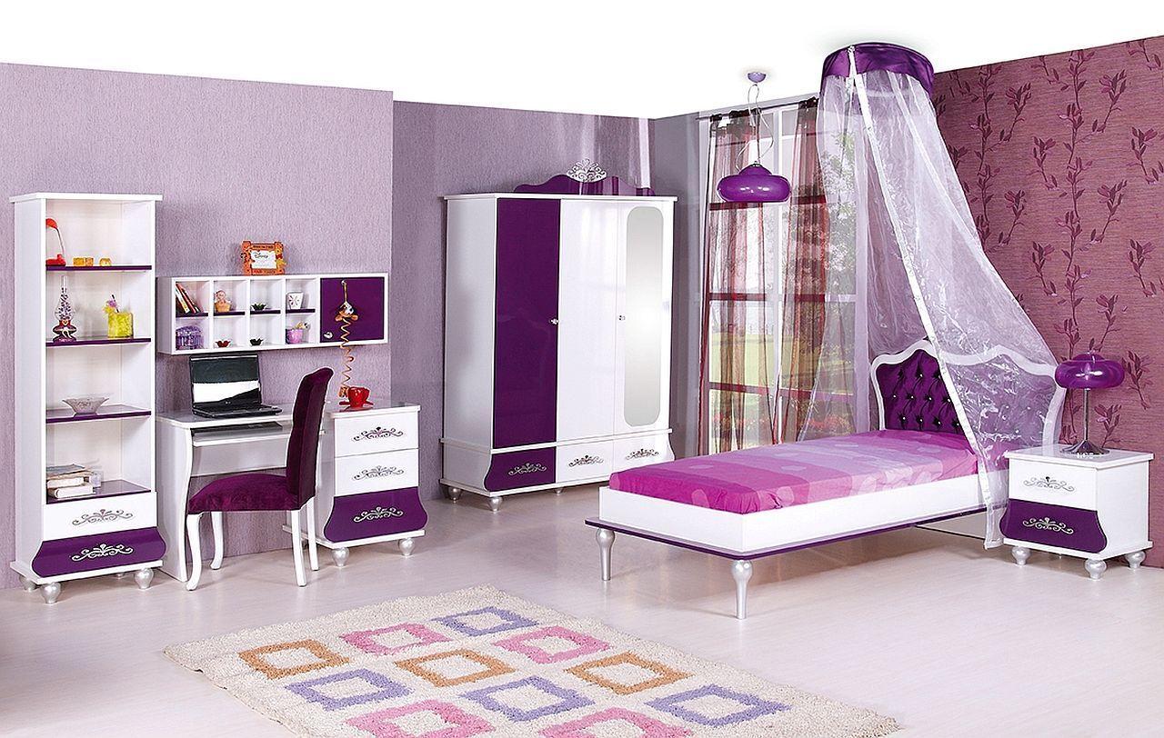 Brilliant Kinderzimmer Lila Sammlung Von Bymm Anastasia 3 - Sparset 8 Tlg