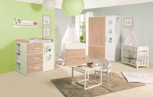 Babyzimmer roba perfect roba theresa steinpinie teilig - Babyzimmer set gunstig ...