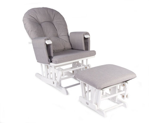 Childwood Stillstuhl Gliding Chair grau
