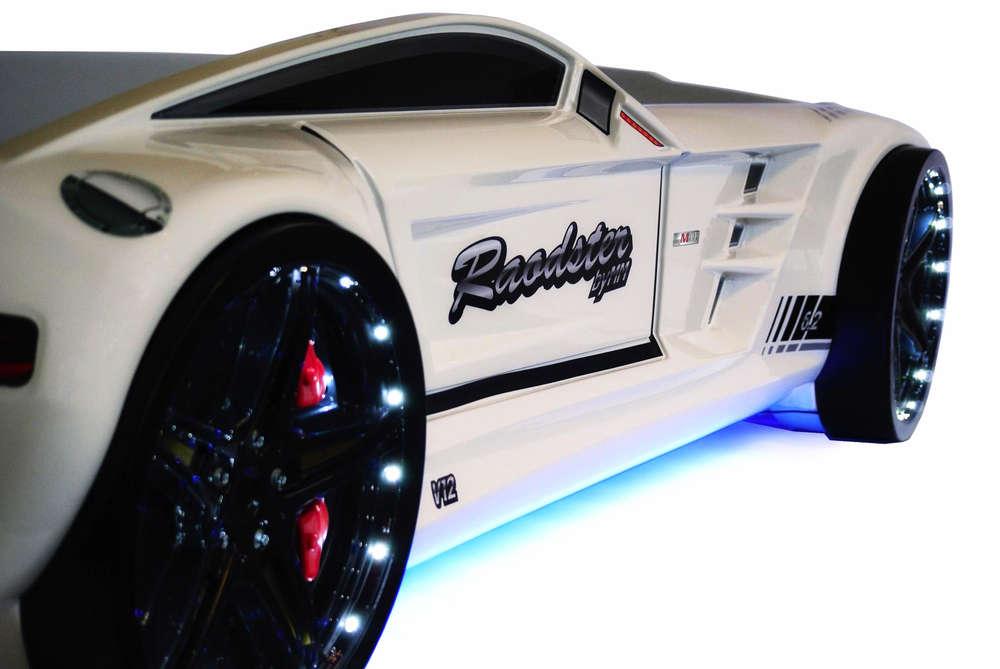 Bymm Cilek Autobett Roadster Gratis Lieferung Precogs