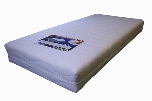 7-Zonen Kaltschaum-Matratze 90 x 200 Sleep Comfort Allergiker by MM