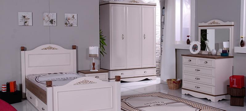 kinderzimmer country landhaus by mm 3 teilig haribo. Black Bedroom Furniture Sets. Home Design Ideas