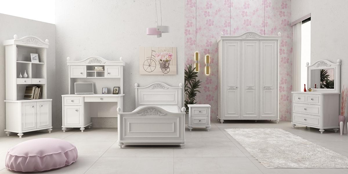 Kinderzimmer bella by mm haribo 3 teilig precogs - Babyzimmer bella ...
