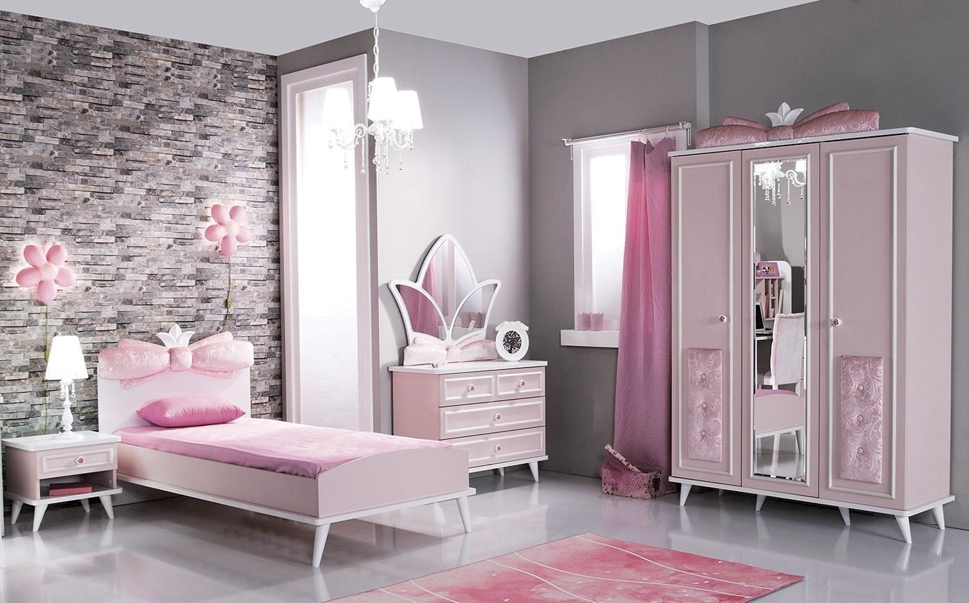 Mädchenzimmer Selli by MM 3 Teilig + HARIBO - Precogs