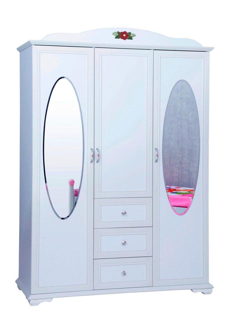 kinderzimmer m dchenzimmer cindy by mm rosa haribo. Black Bedroom Furniture Sets. Home Design Ideas