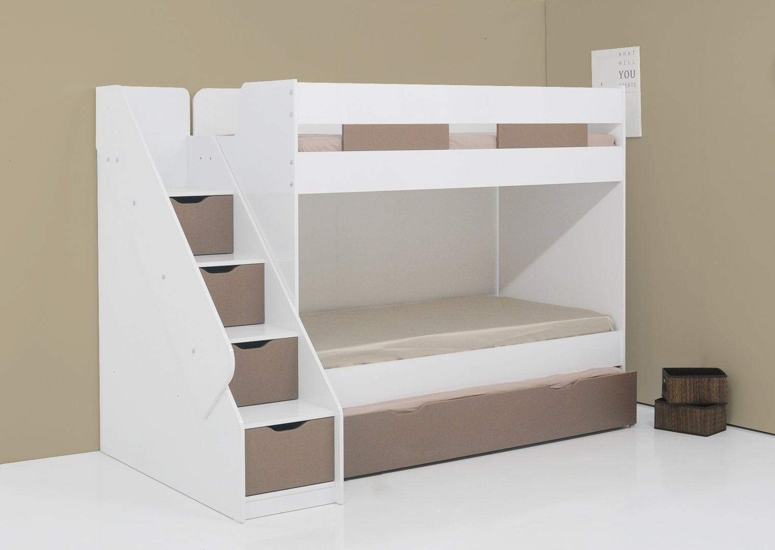 hochbett etagenbett rio bymm bunk bed precogs. Black Bedroom Furniture Sets. Home Design Ideas