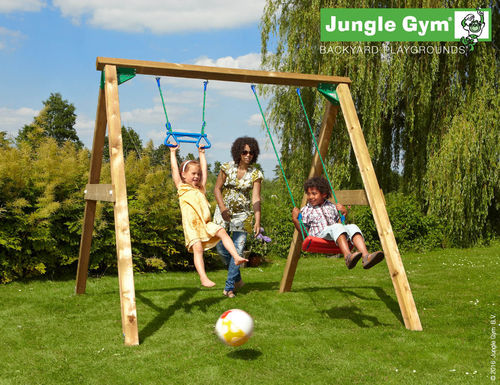 Jungle Gym Schaukel Jungle Swing 220 cm Frei Haus