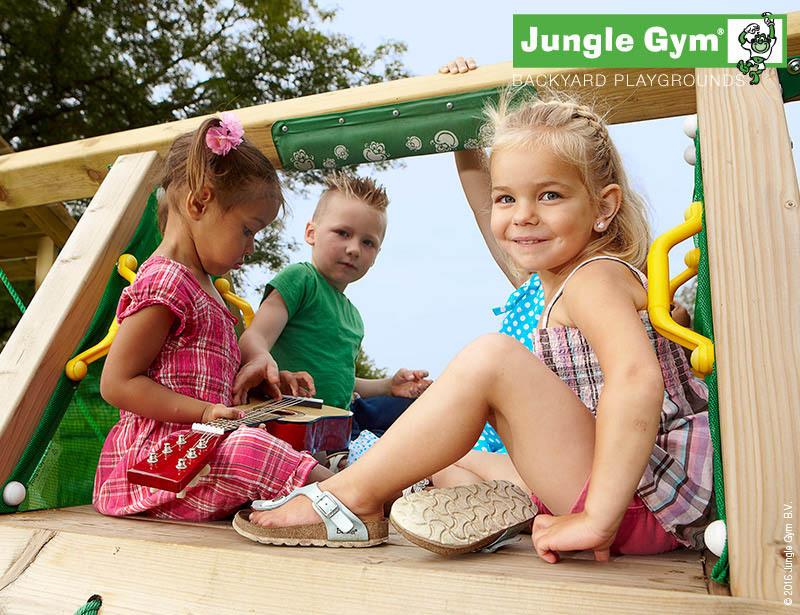 Klettergerüst Jungle Gym : Jungle gym klettergerüst modul anbauwand schaukel precogs