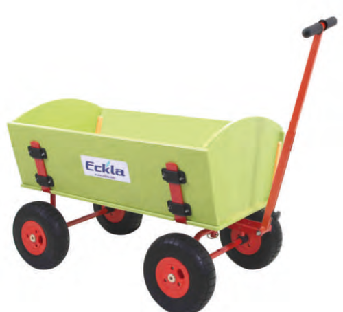 Eckla-Long-Trailer Bollerwagen pannensicher 78280